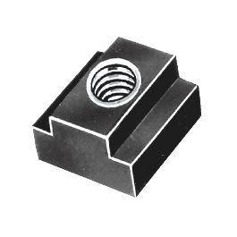 40625 T-SLOT NUT T-SLOT 5/8 THREAD SIZE 1/2-13