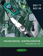 INSIZE Measuring Catalog 2017-2018