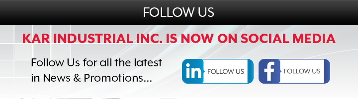 FOLLOW KAR ON LINKEDIN & FACEBOOK